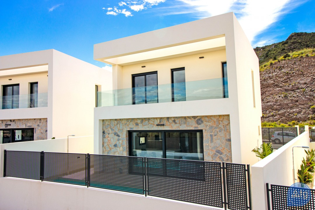 3 bedroom Villa in Aguilas  - ARE118862 - 3