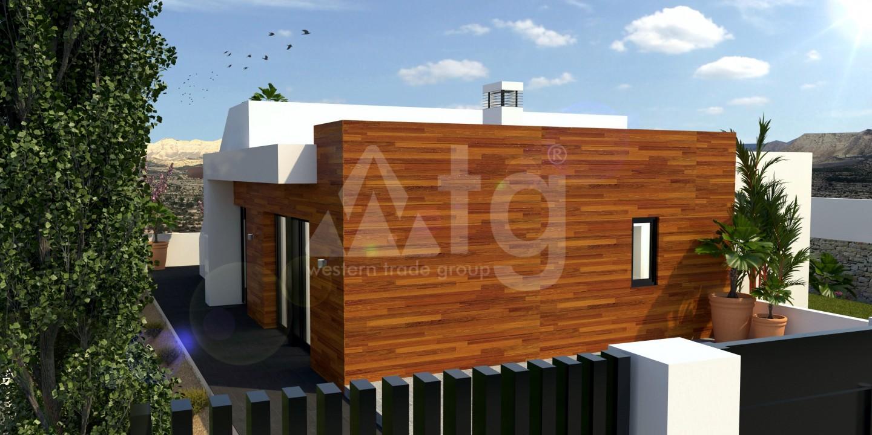 3 bedroom Villa in Busot  - IHA118872 - 4