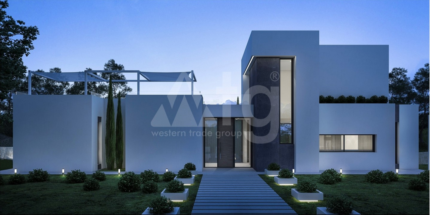 3 bedroom Villa in Ciudad Quesada  - AT115925 - 2
