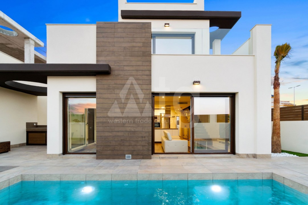 4 bedroom Villa in Ciudad Quesada - ER7149 - 1