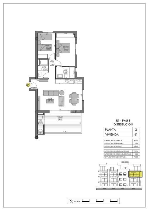 4 bedroom Villa in Ciudad Quesada  - ER8323 - 5