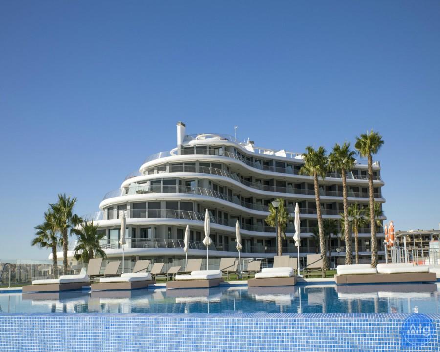 4 bedroom Villa in Dehesa de Campoamor - AGI3989 - 2
