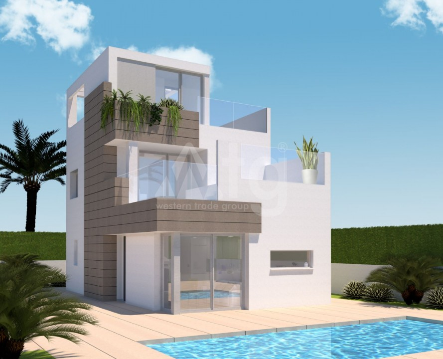3 bedroom Villa in Guardamar del Segura  - SL2868 - 25