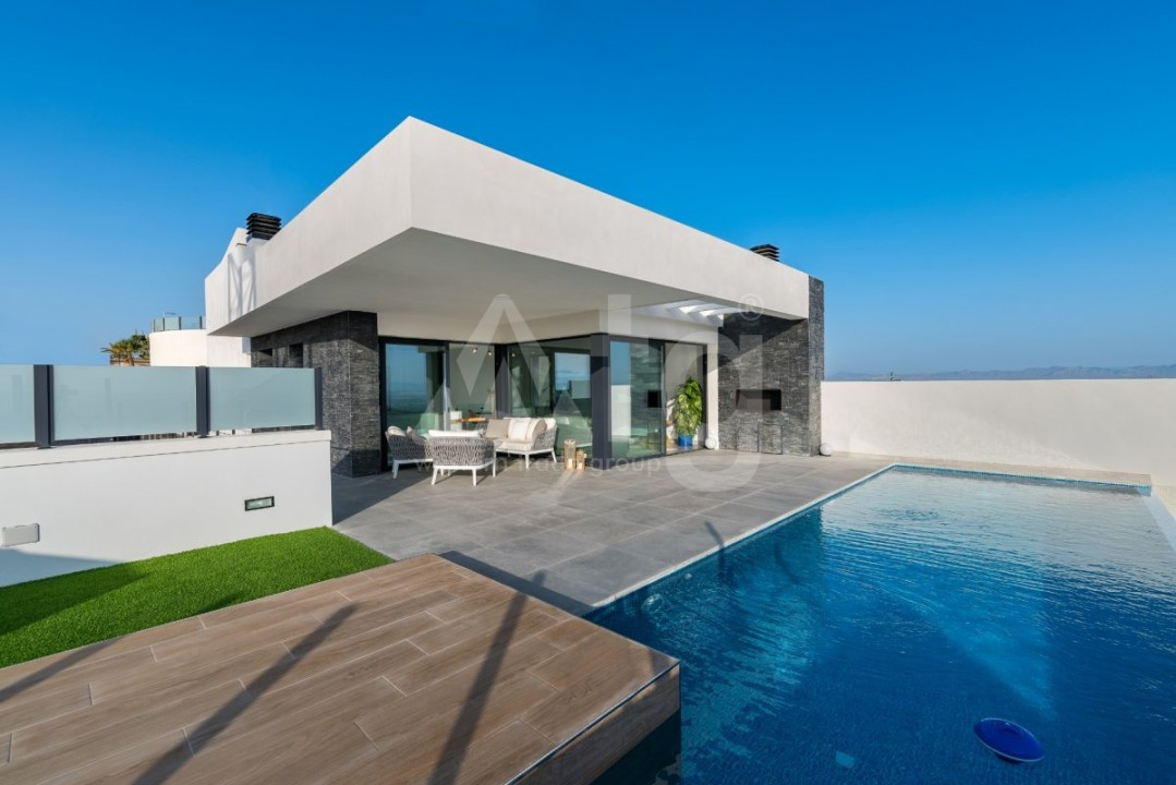 3 bedroom Villa in La Manga  - GRI115297 - 2