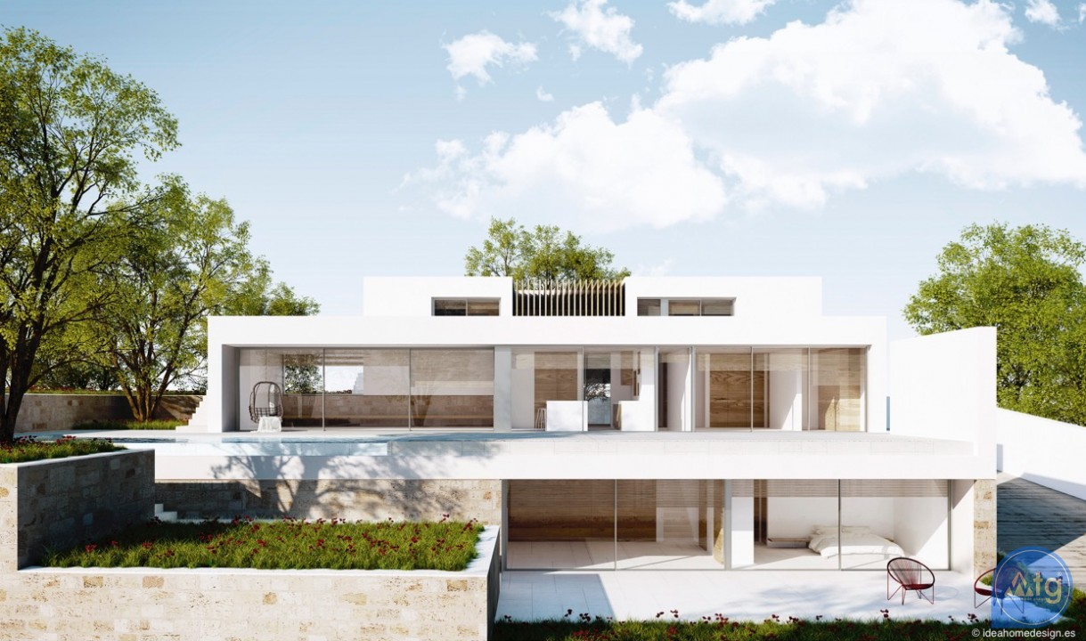 3 bedroom Villa in Los Alcázares - GU6652 - 1