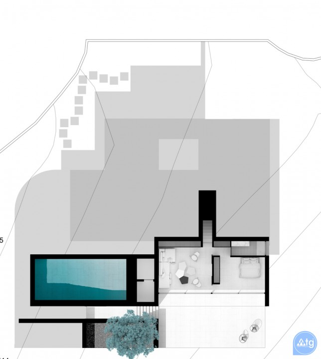3 bedroom Villa in Los Alcázares - GU6652 - 16