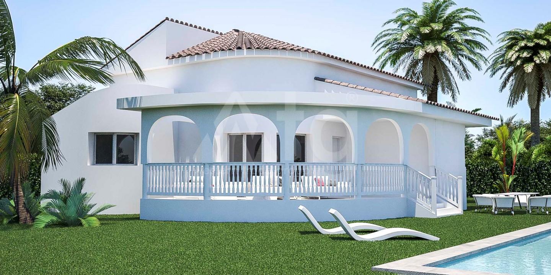3 bedroom Villa in Pilar de la Horadada - EF5952 - 2