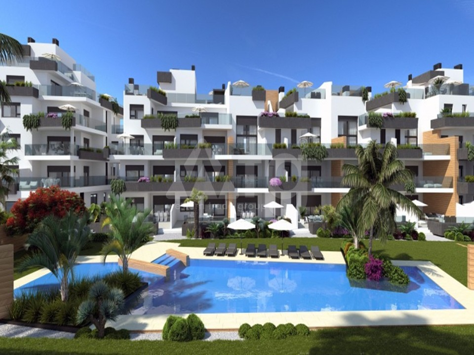 3 bedroom Villa in Pinar de Campoverde - LA7240 - 4