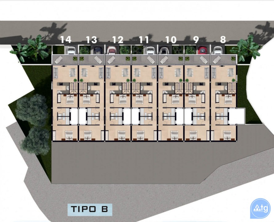 3 bedroom Villa in Rojales - LAI2749 - 20