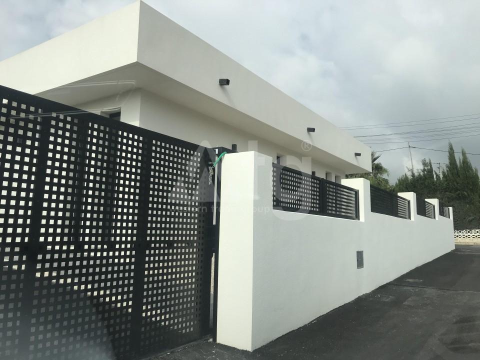 3 bedroom Villa in San Pedro del Pinatar - GU6662 - 2