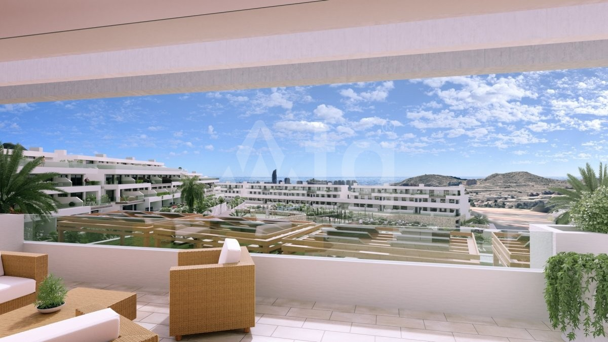 3 bedroom Villa in Finestrat  - HC115192 - 8