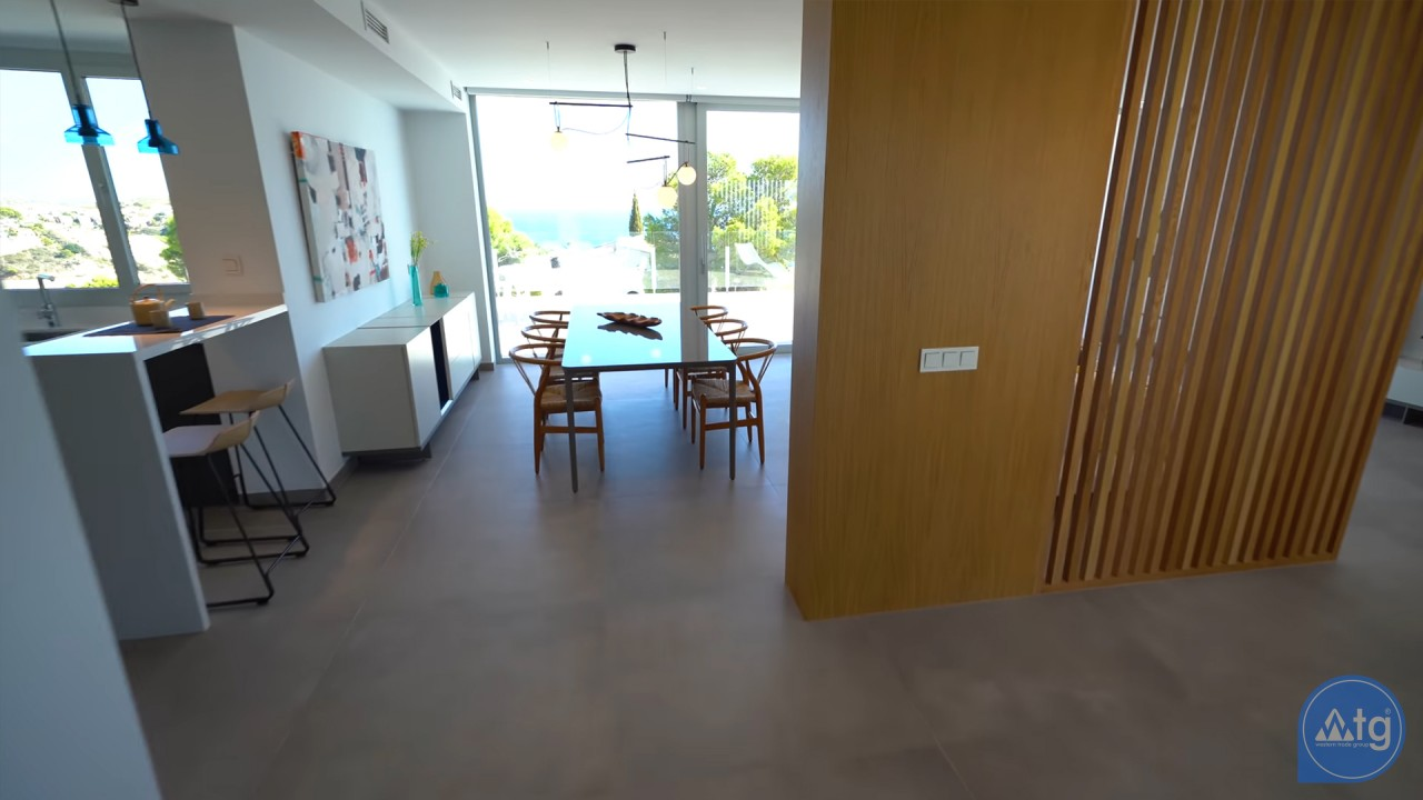 3 bedroom Villa in Benitachell  - VAP115287 - 17