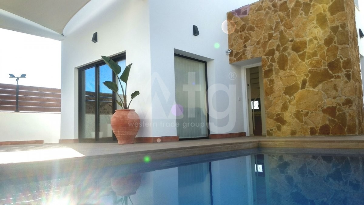 3 bedroom Villa in Benitachell  - VAP115287 - 2