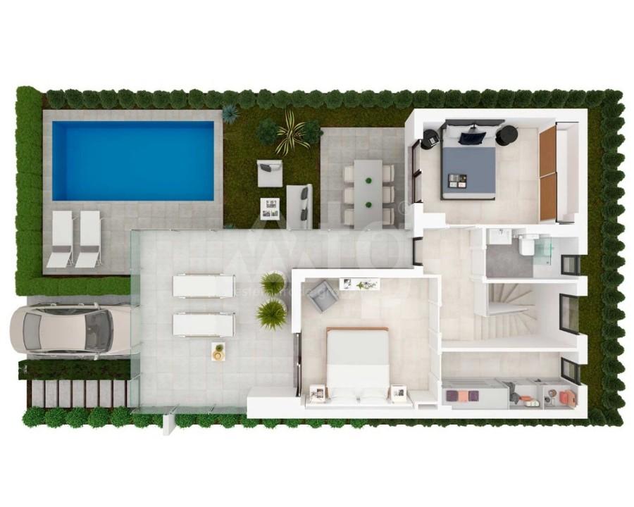 3 bedroom Villa in Pilar de la Horadada - OK8095 - 20