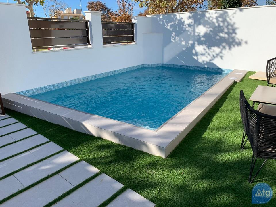 3 bedroom Villa in Pilar de la Horadada - OK8095 - 3