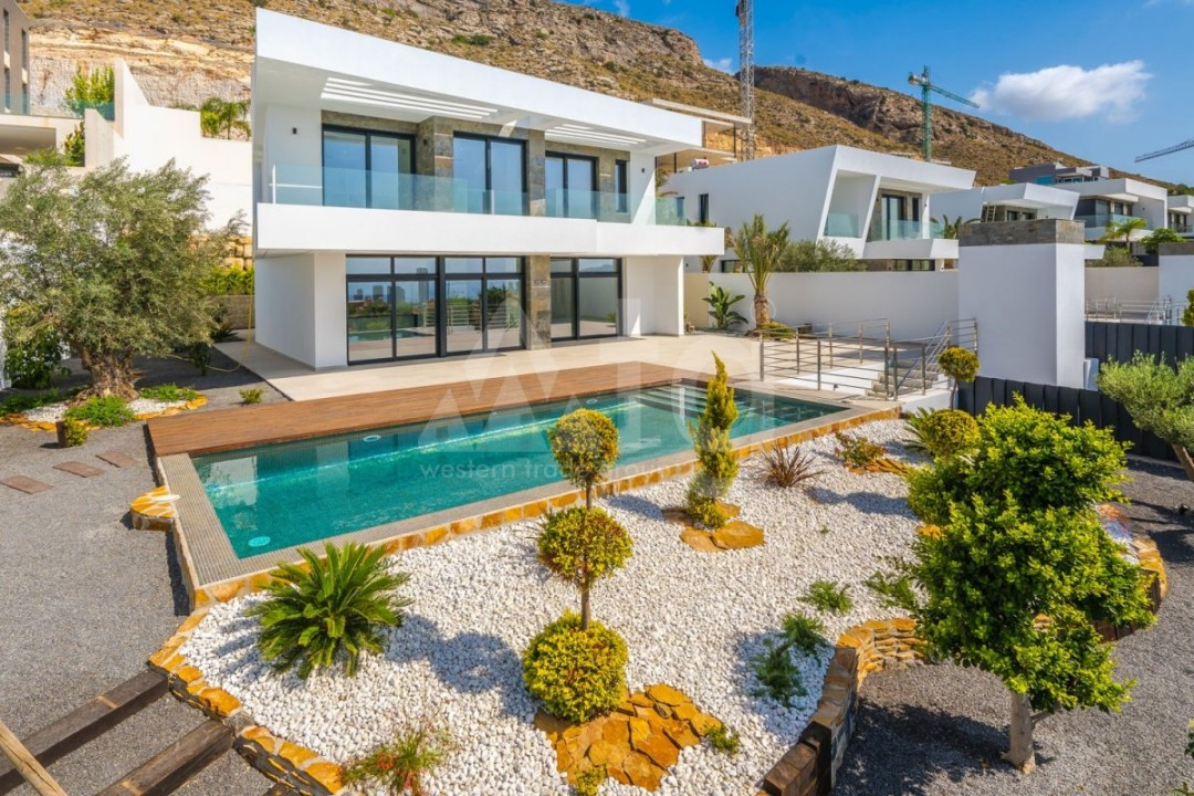 3 bedroom Villa in Rojales  - ERF115322 - 1