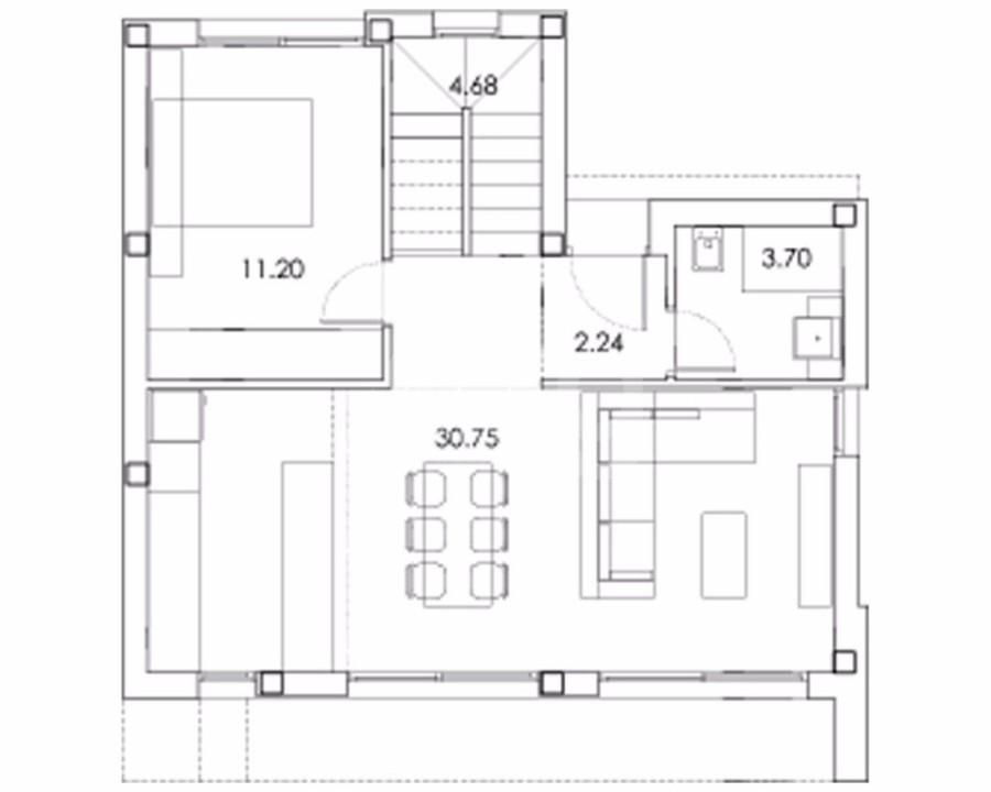 3 bedroom Villa in Ciudad Quesada - LAI7748 - 8