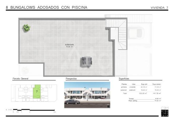 2 bedroom Penthouse in San Pedro del Pinatar  - GU114777 - 23