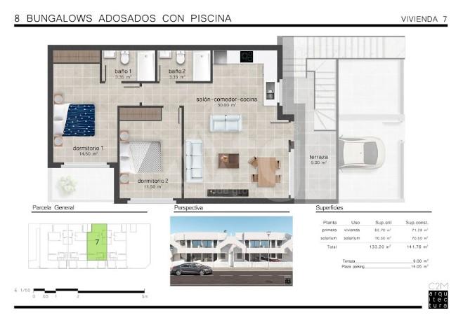 2 bedroom Penthouse in San Pedro del Pinatar  - GU114777 - 24
