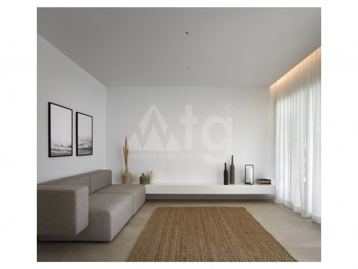 2 bedroom Penthouse in Torrevieja - AG8428 - 3