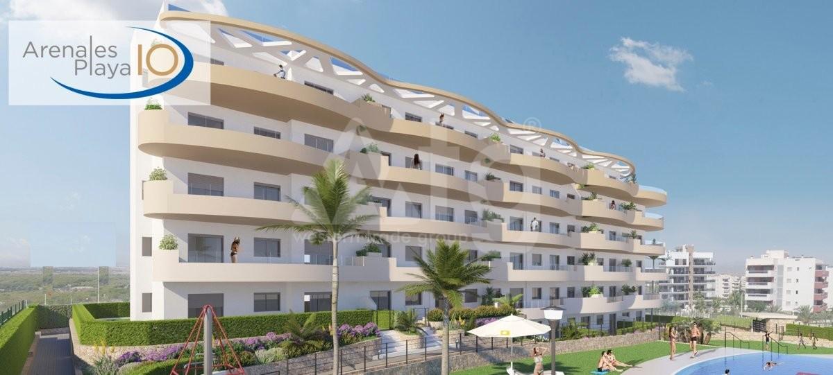 2 bedroom Penthouse in Guardamar del Segura  - AT115146 - 1