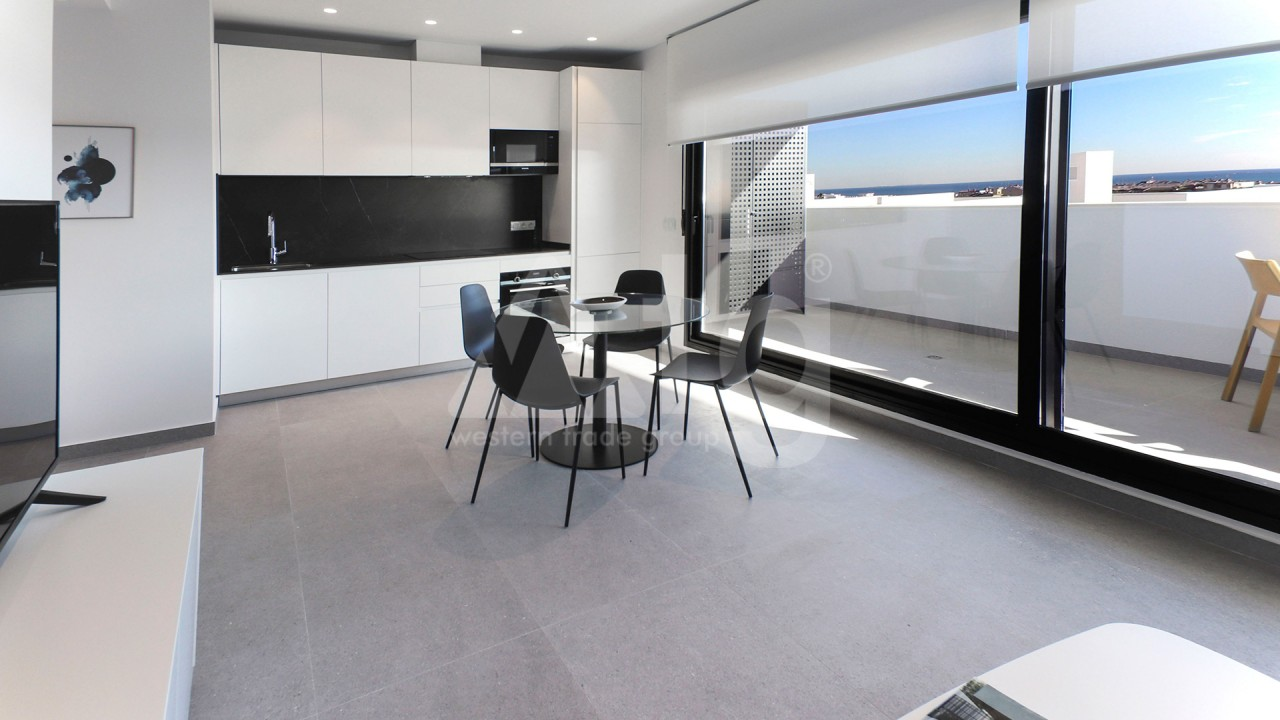 2 bedroom Penthouse in Guardamar del Segura  - AT115146 - 2