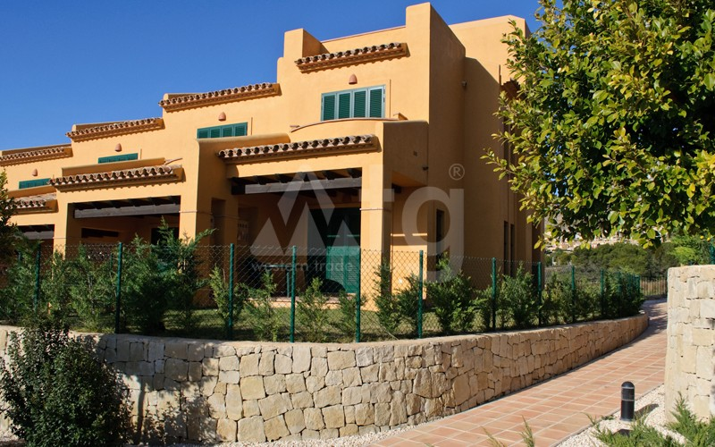 2 bedroom Townhouse in Finestrat  - GMP119445 - 12