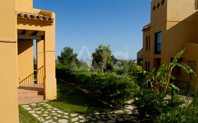 2 bedroom Townhouse in Finestrat  - GMP119445 - 13