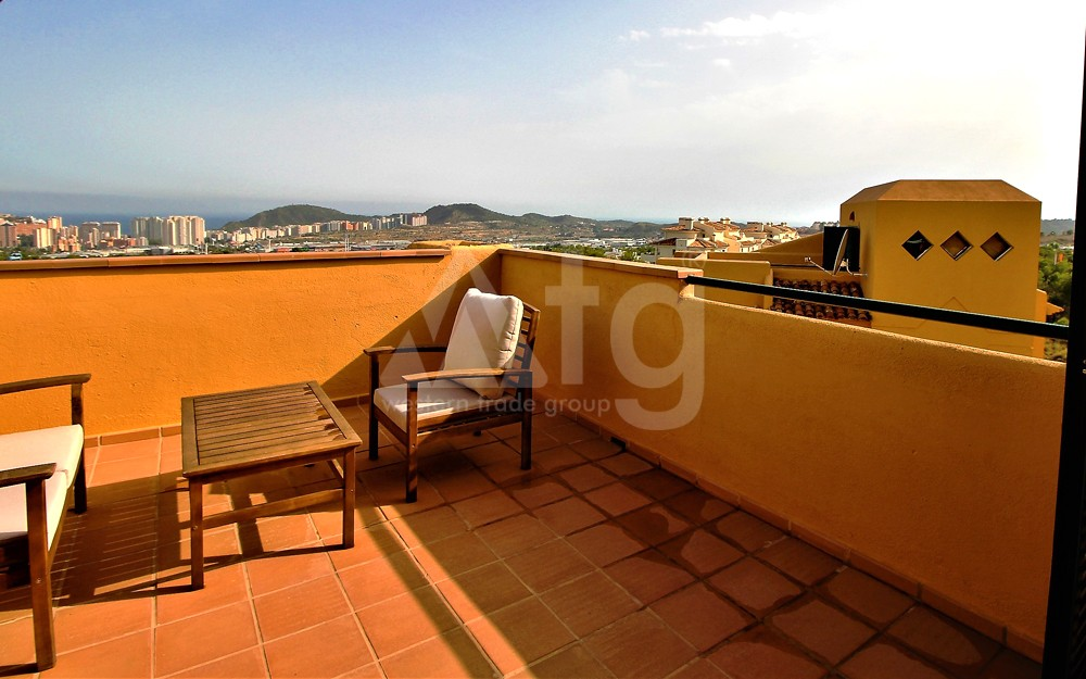 2 bedroom Townhouse in Finestrat  - GMP119445 - 9