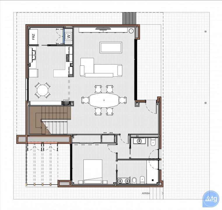 3 bedroom Townhouse in Torrevieja - US6864 - 8