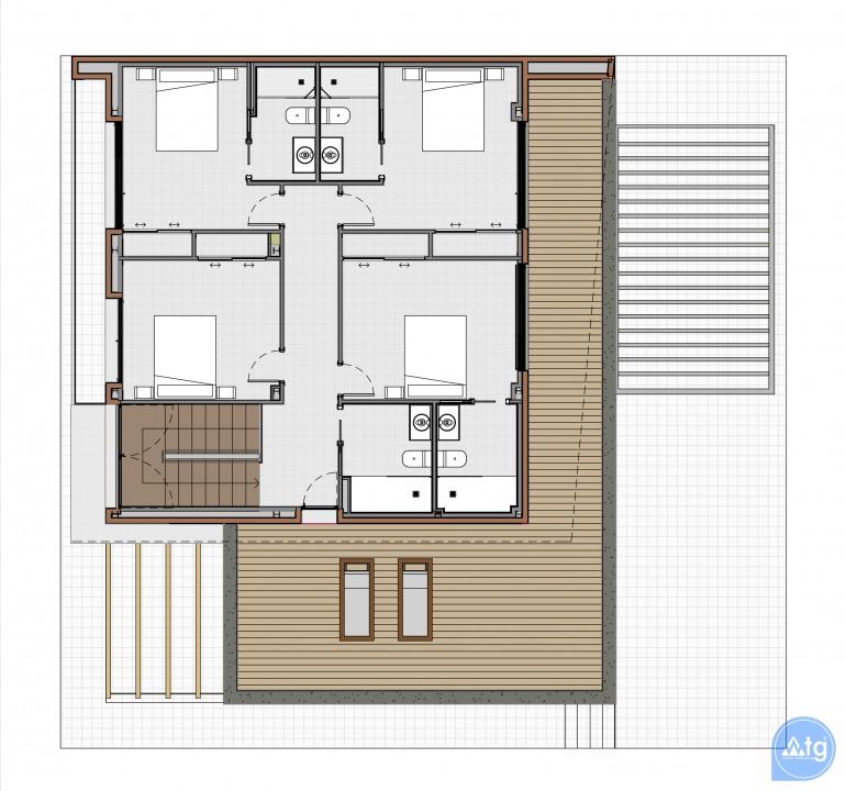 3 bedroom Townhouse in Torrevieja - US6864 - 9
