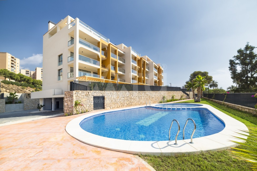 3 bedroom Townhouse in Villajoyosa  - GD6328 - 15