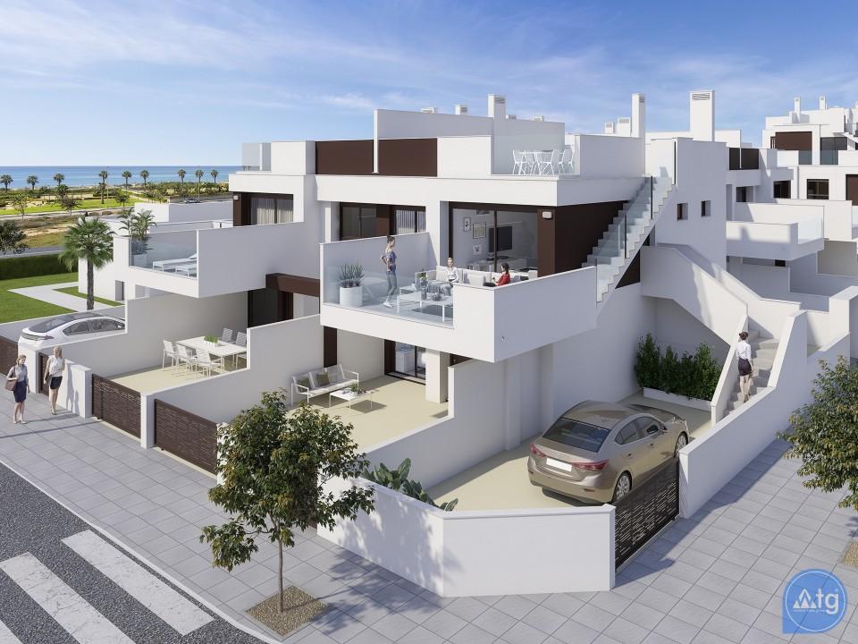 3 bedroom Townhouse in Torre de la Horadada  - ZP119150 - 2