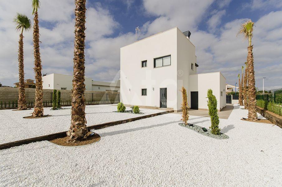 2 bedroom Townhouse in Villajoyosa  - QUA8621 - 1