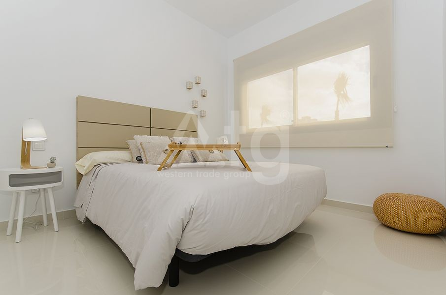 2 bedroom Townhouse in Villajoyosa  - QUA8621 - 12