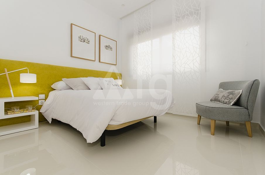2 bedroom Townhouse in Villajoyosa  - QUA8621 - 2