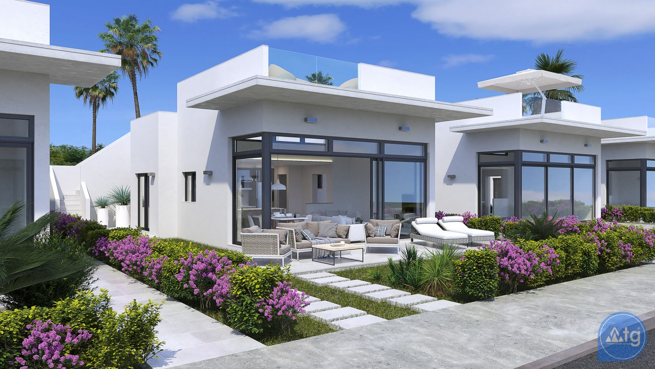 3 bedroom Villa in Benijófar - M6186 - 1