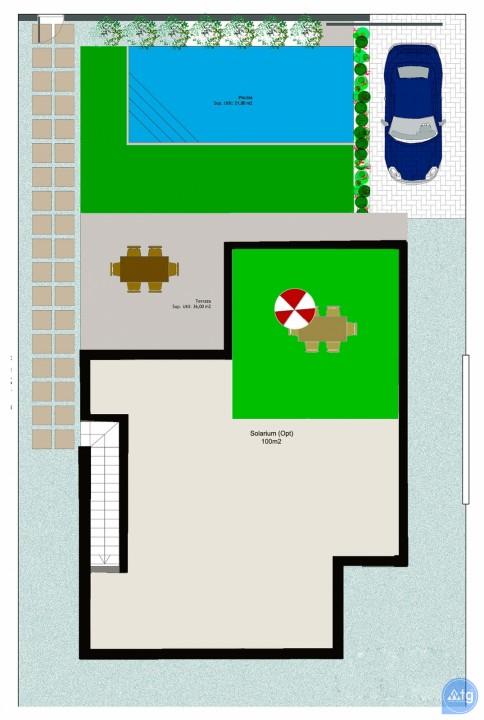 3 bedroom Villa in Benijófar - M6186 - 21