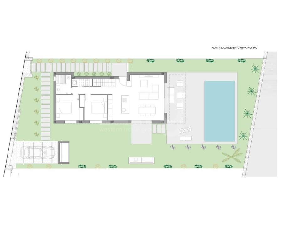 3 bedroom Villa in Ciudad Quesada  - LAI8065 - 10