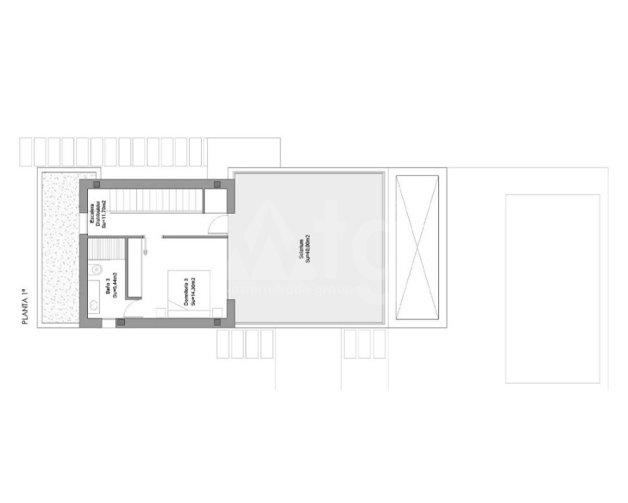 3 bedroom Villa in Ciudad Quesada  - LAI8065 - 12