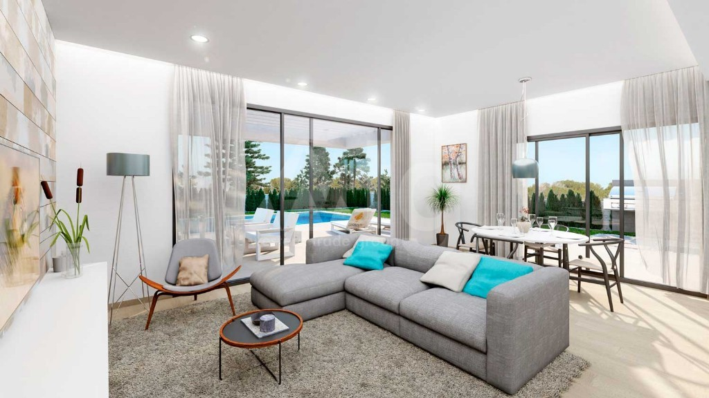 3 bedroom Villa in Ciudad Quesada  - LAI8065 - 2