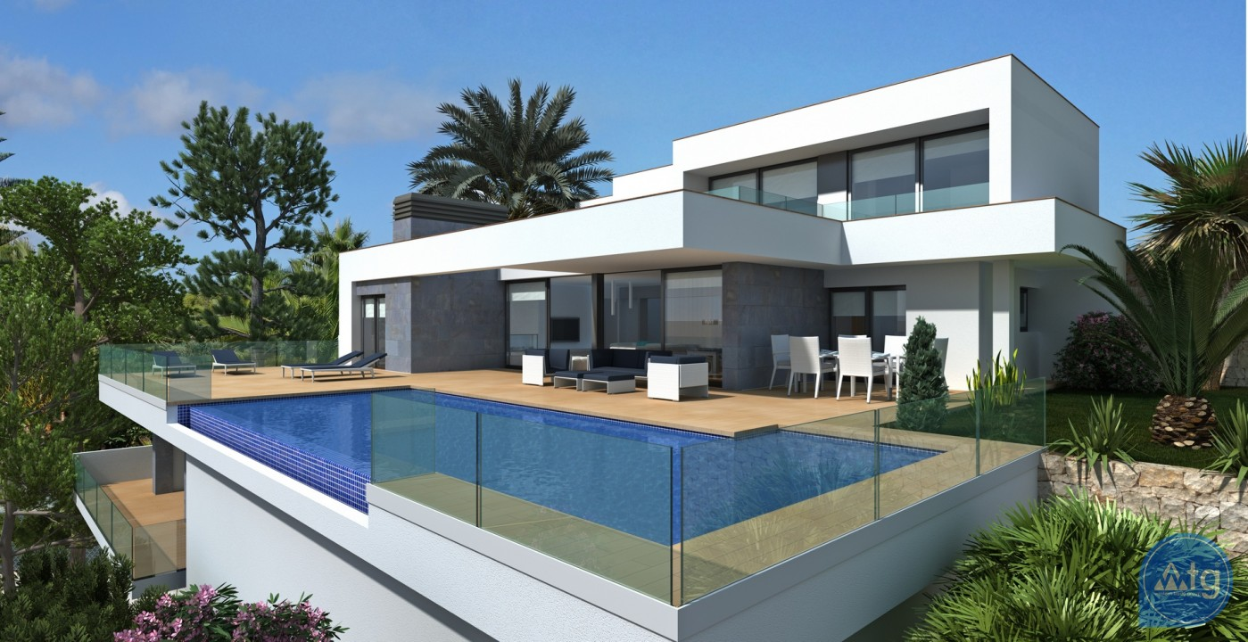 3 bedroom Villa in Cumbre del Sol  - VAP119749 - 1