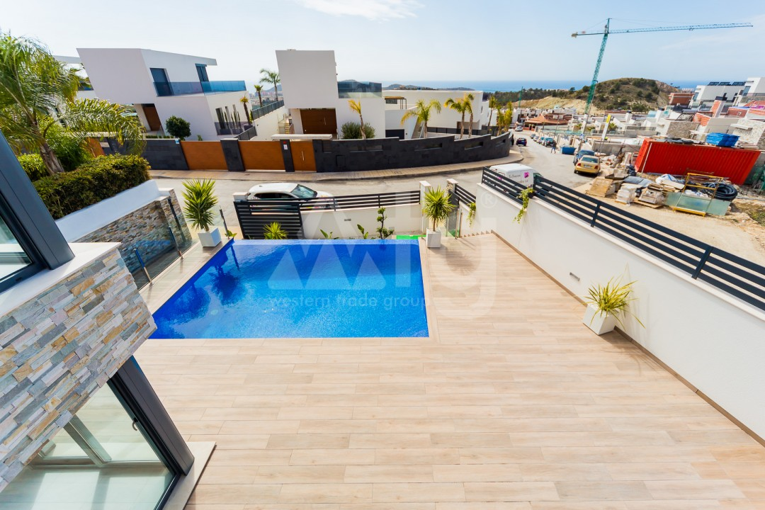 3 bedroom Villa in Finestrat  - AG118769 - 2
