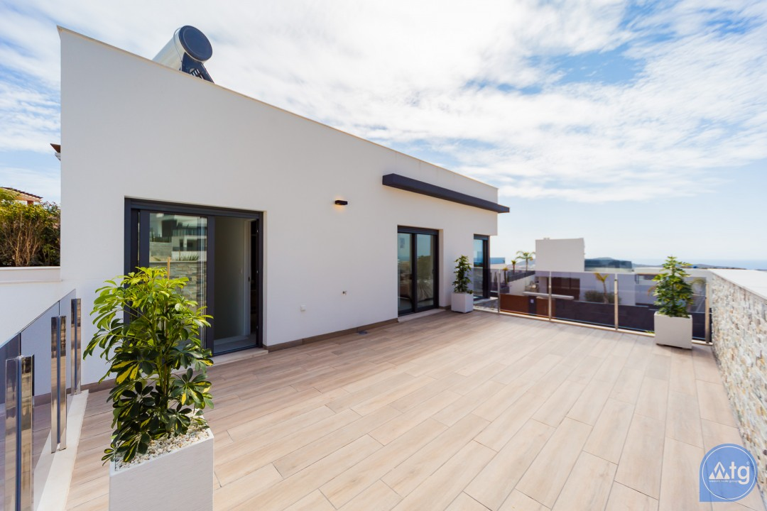 3 bedroom Villa in Finestrat  - AG118769 - 39