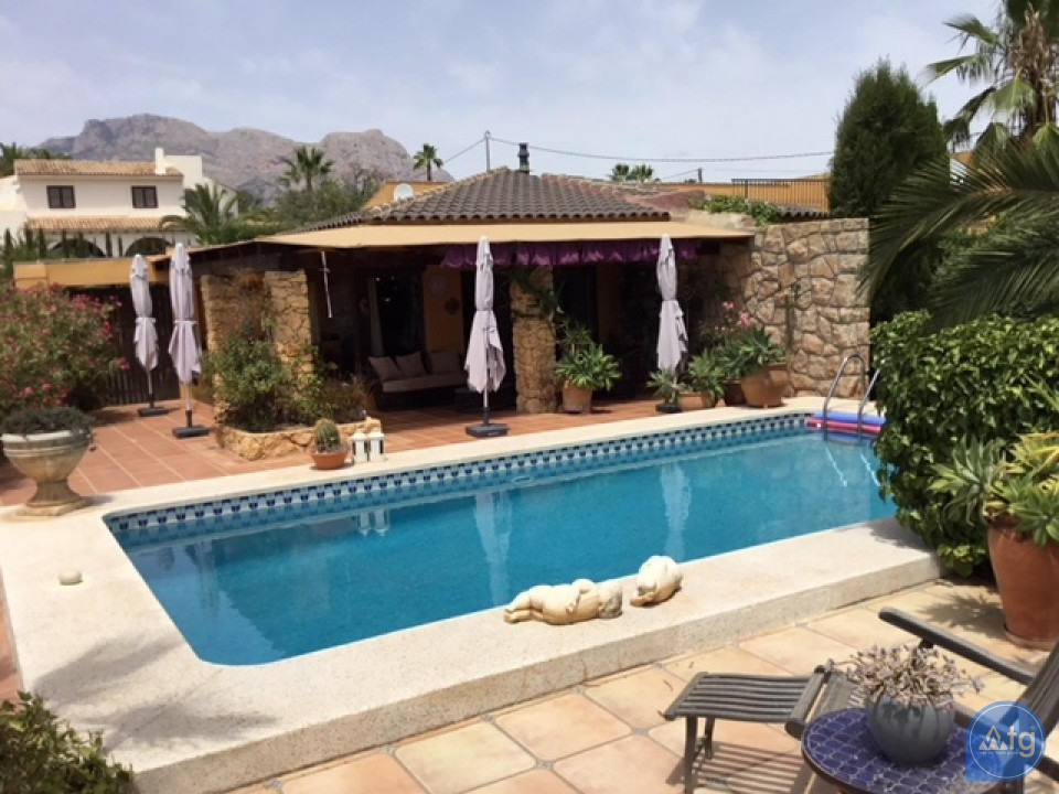 3 bedroom Villa in Finestrat  - IM114113 - 1