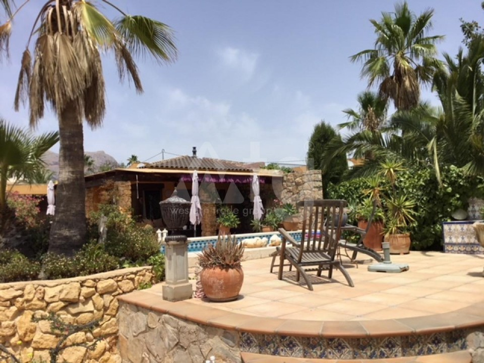 3 bedroom Villa in Finestrat  - IM114113 - 16