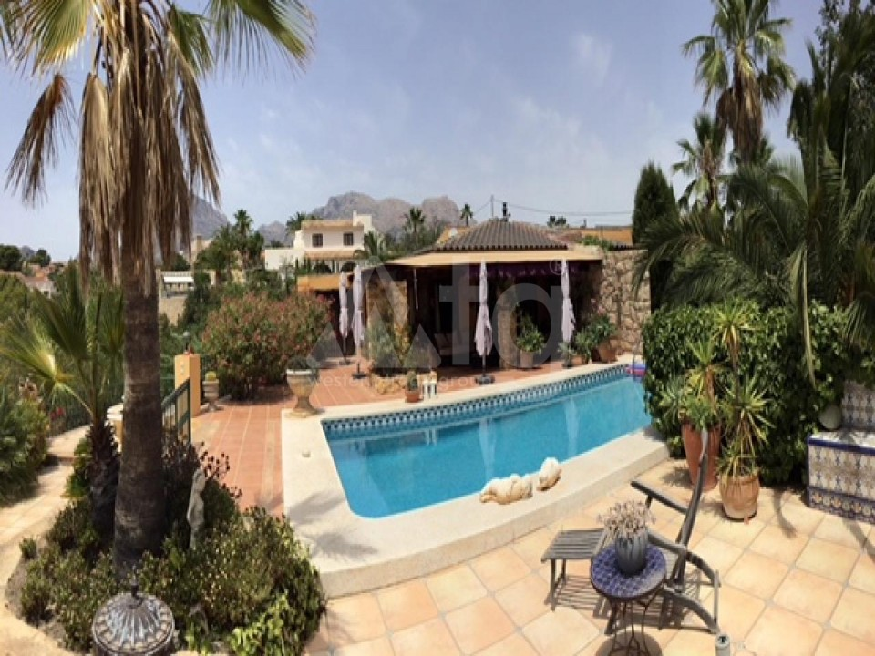 3 bedroom Villa in Finestrat  - IM114113 - 2