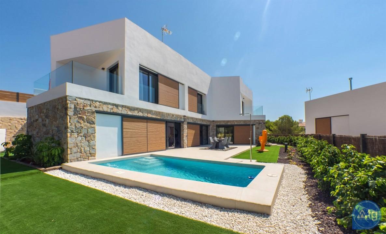 4 bedroom Villa in Finestrat - PT6729 - 2