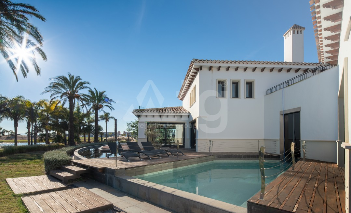4 bedroom Villa in Finestrat - PT6729 - 3