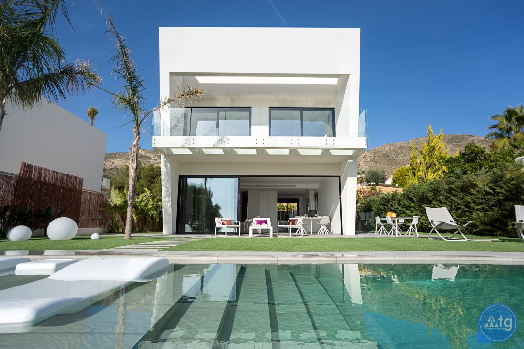 3 bedroom Villa in Finestrat  - MQ118274 - 2